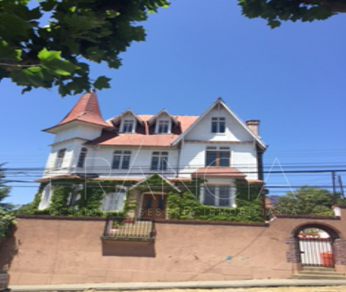 Casa Patrimonial - Viña del Mar - 600 M2