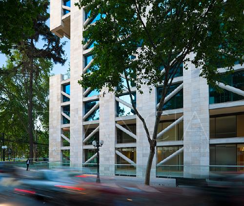Edificio Faundes HA - Providencia
