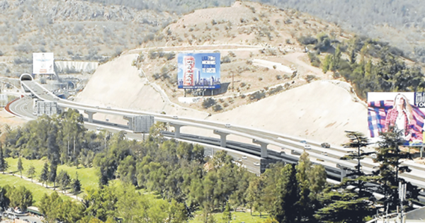 Autopista Vespucio Oriente