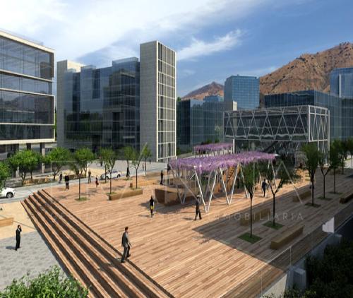 Edificio City - Ciudad Empresarial