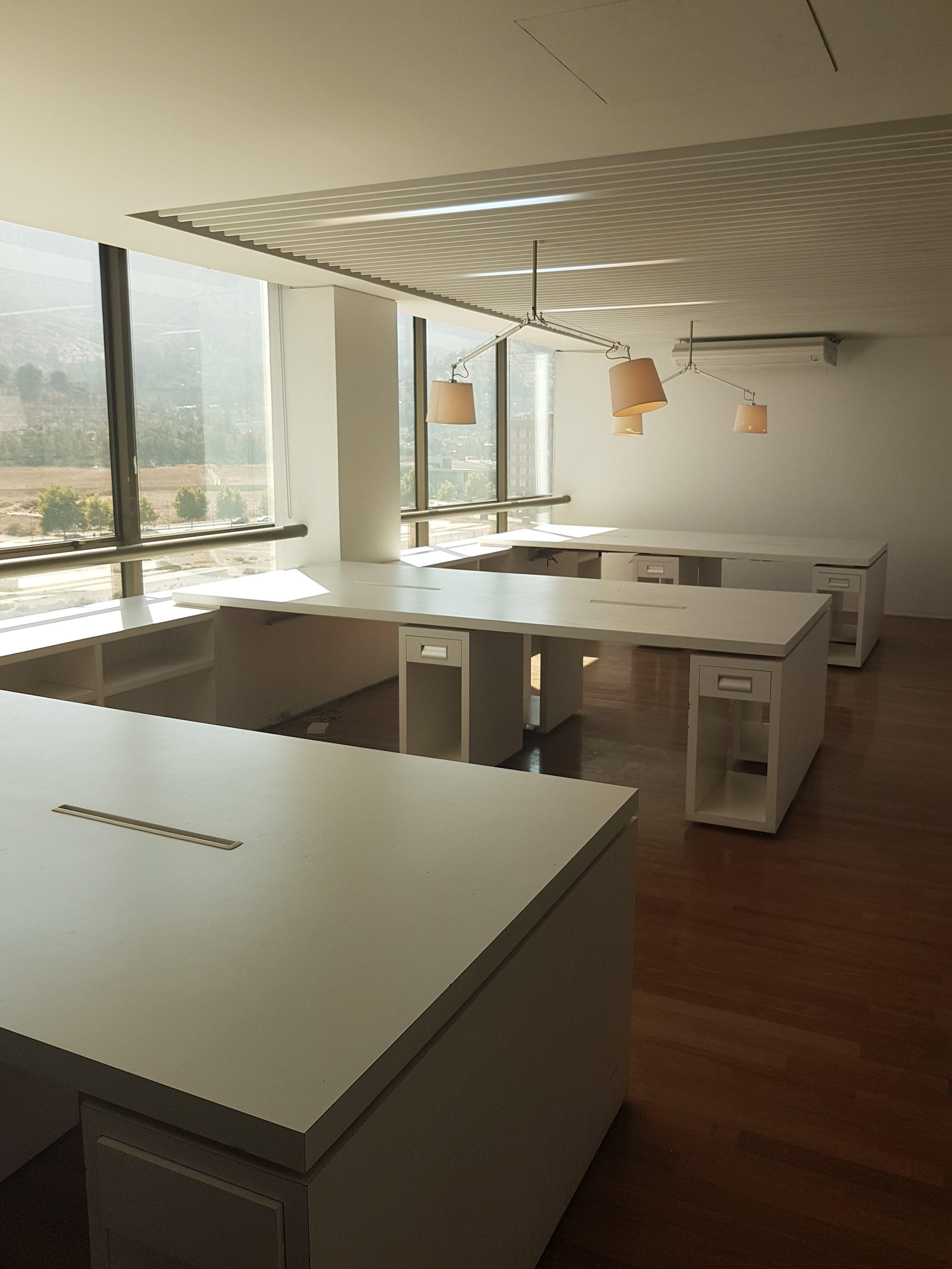 Oficina 100m2 Habilitada Ciudad Empresarial