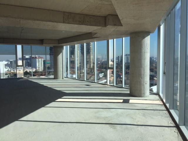 Arriendo de oficinas desde 129 a 630 m2