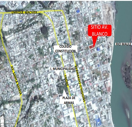 Terreno Urbano 1749m2- Constitución.