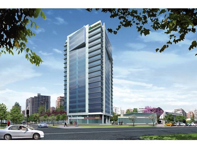Edificio Las Condes - 756 M2